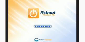 免費的還原軟體《Reboot Restore Rx 3.3》,重開機就能立即還給你乾淨的電腦!(支援Windows 10)