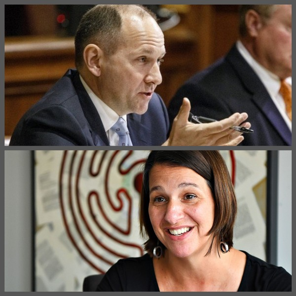 U.S. Rep. Lloyd Smucker, R-Lancaster, has lost his fundraising lead over Democratic challenger Jess King in the race for Pennsylvania's 11th Congressional District.