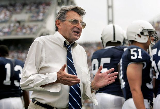 Paterno knew in 1976