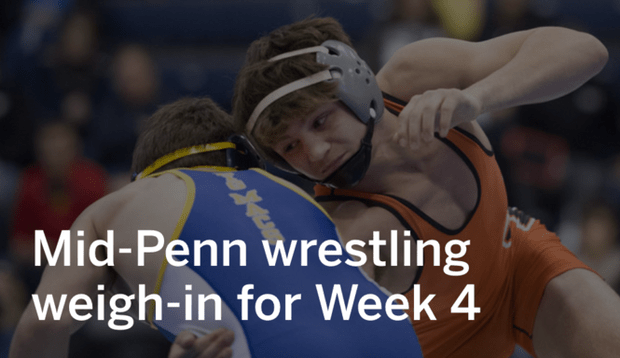 Mid Penn Wrestling Weigh In Notes Quotes And Video From