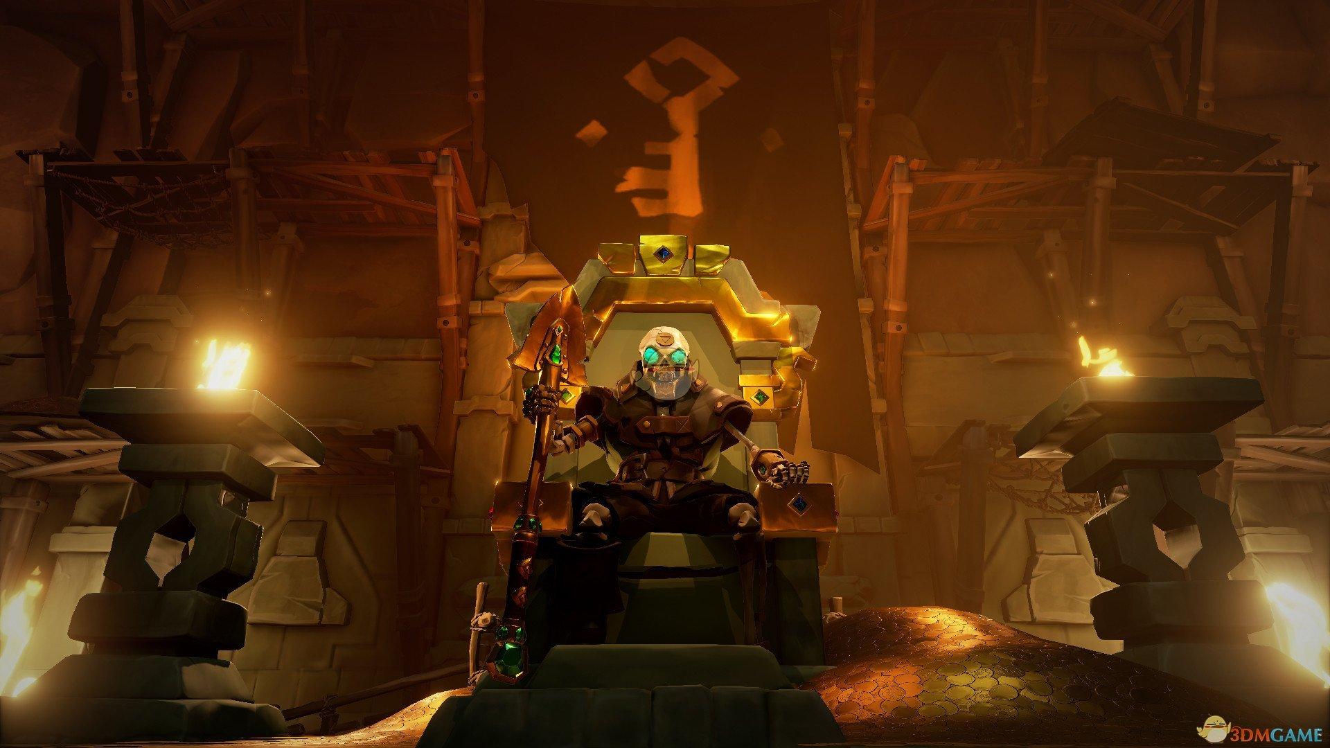 《盜賊之海》新版本幽靈船打法分享(攻略)| 電玩狂人