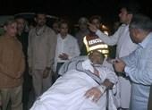 Bộ trưởng Nội vụ Pakistan thoát chết trong gang tấc