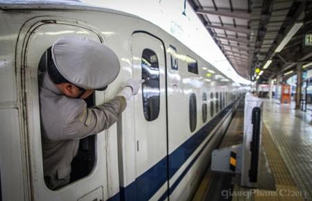Văn hóa đúng giờ ở Nhật - ảnh 1