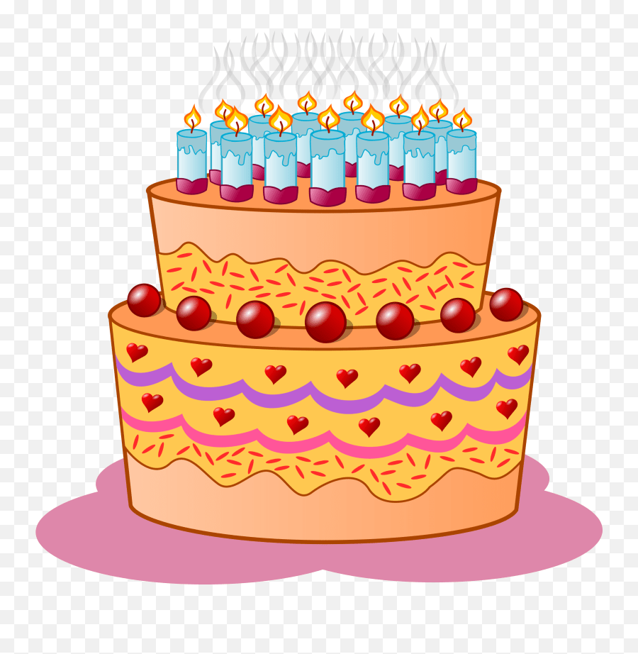 Birthday Cake Clipart Png Transparent Birthday Cake Clip Art Birthday Cake Clipart Transparent Background Free Transparent Png Images Pngaaa Com