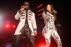 Black Eyed Peas at Oracle OpenWorld