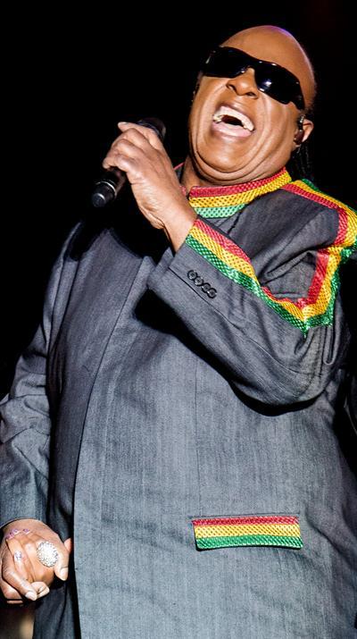 Stevie Wonder Pollstar