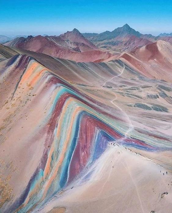 【秘魯景點推介】人生必去旅行清單「彩虹山」!7色天然絕美夢幻秘境! | GirlStyle 女生日常