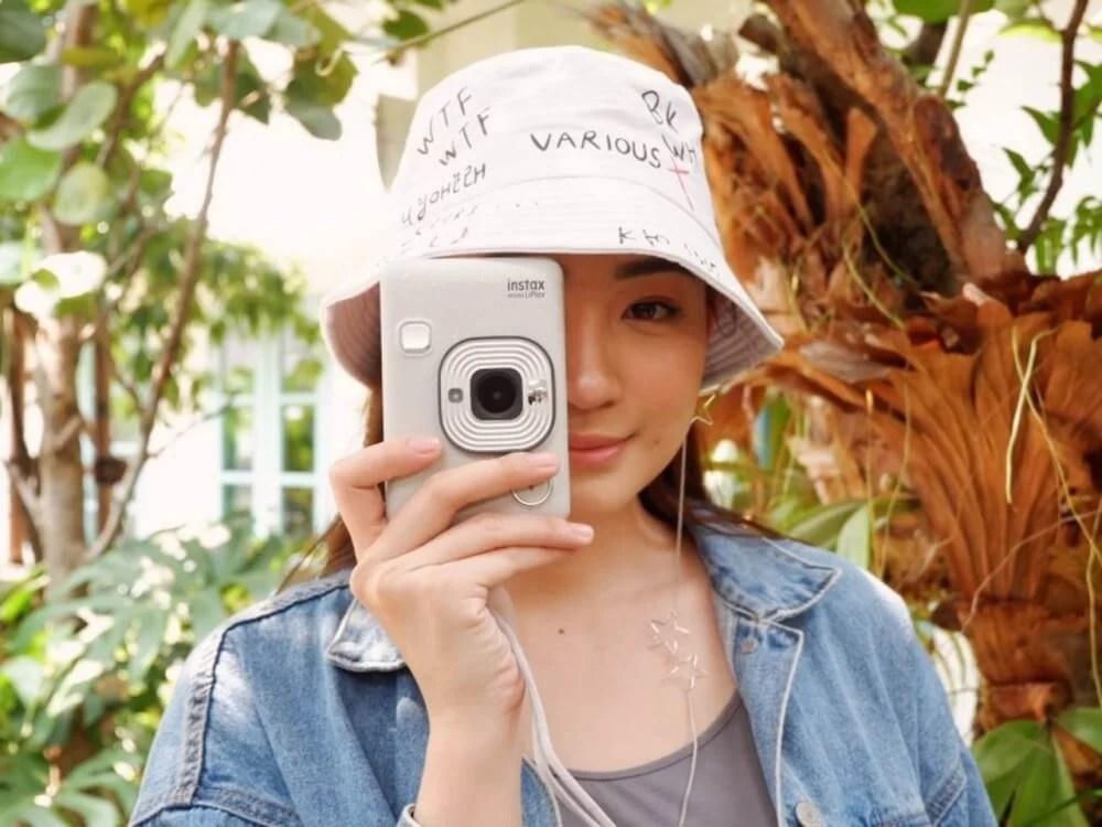 【不再失手】Fujifilm新產品向失焦說不!Instax Mini LiPlay數碼混合即影即有相機!   MENELECT