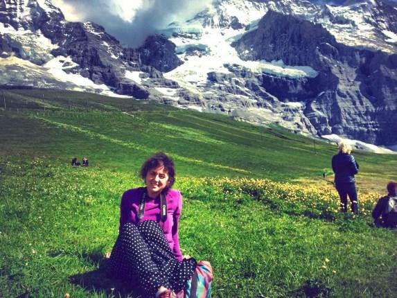 Alp çayırları