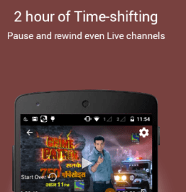 Free Instant Rs 50 in Yupp TV App to watch Live TV Channels in India