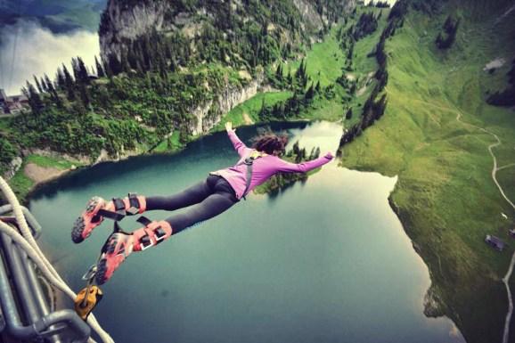 bungee jumping atlarken