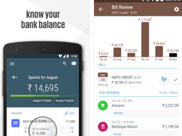 best expense manager app android 2015 india