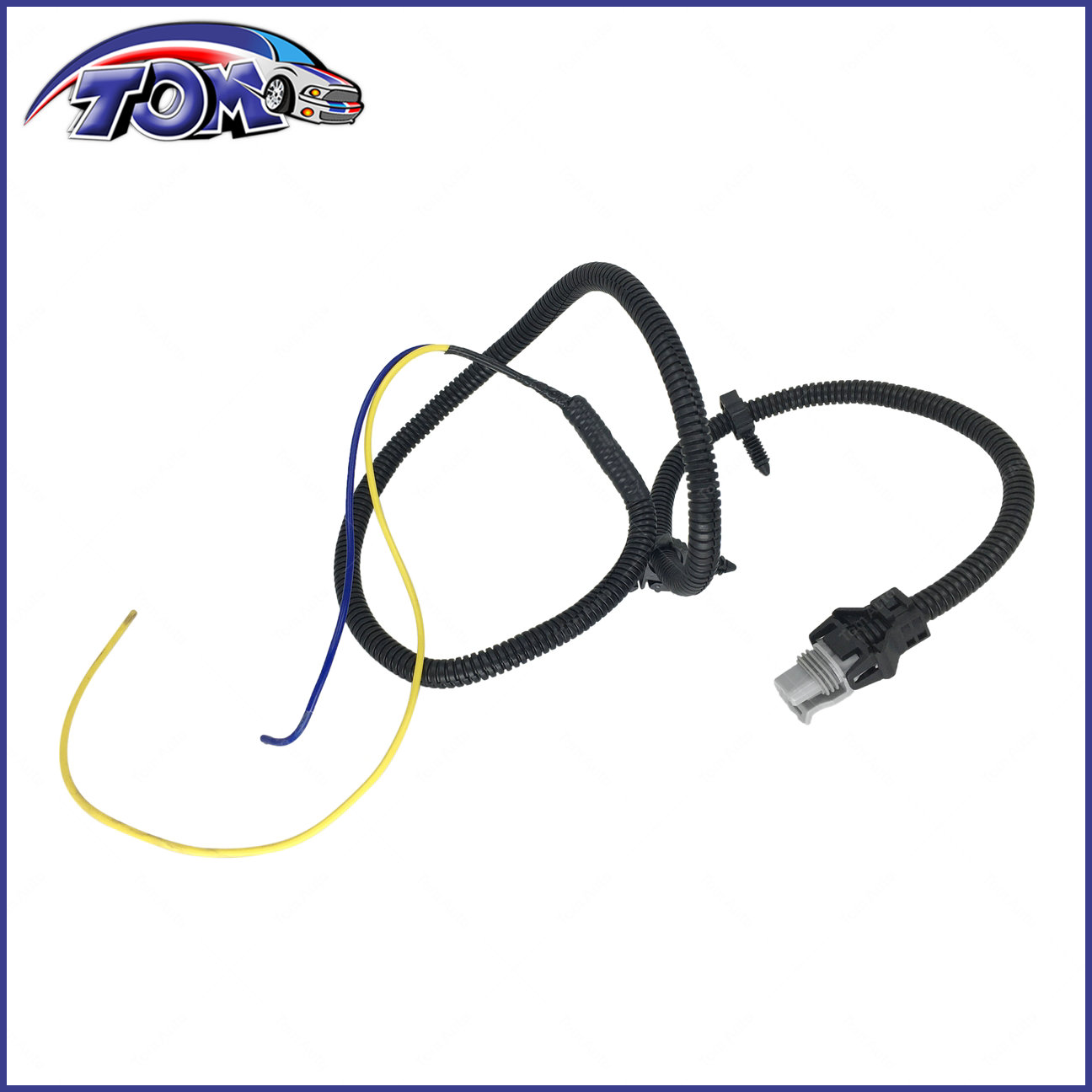 Abs Wheel Speed Sensor Wire Harness Front Left Right For