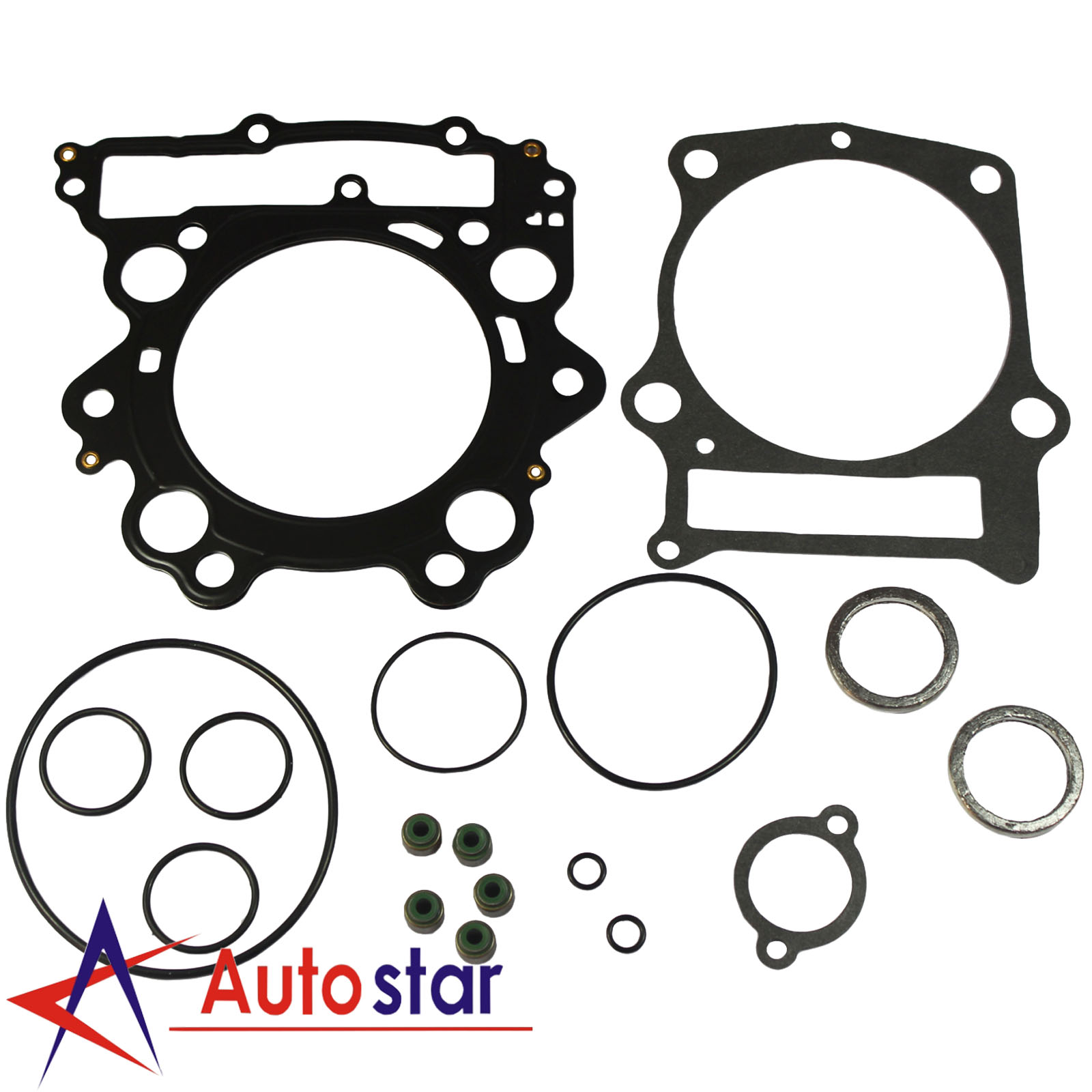 Top End Head Gasket Rebuild Kit For 04 07 Yamaha Rhino 660