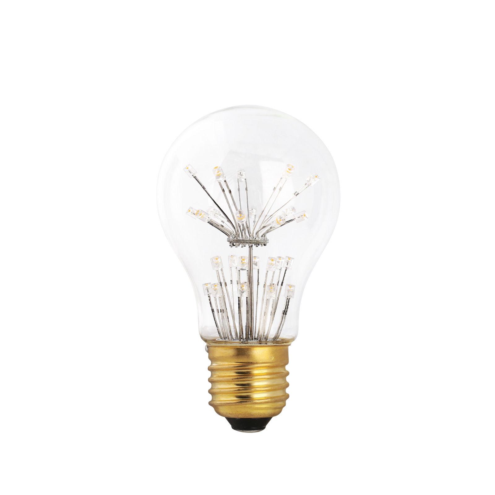 Led Filament Ampoule E27 Edison Retro Vintage Lampes 3w 4w
