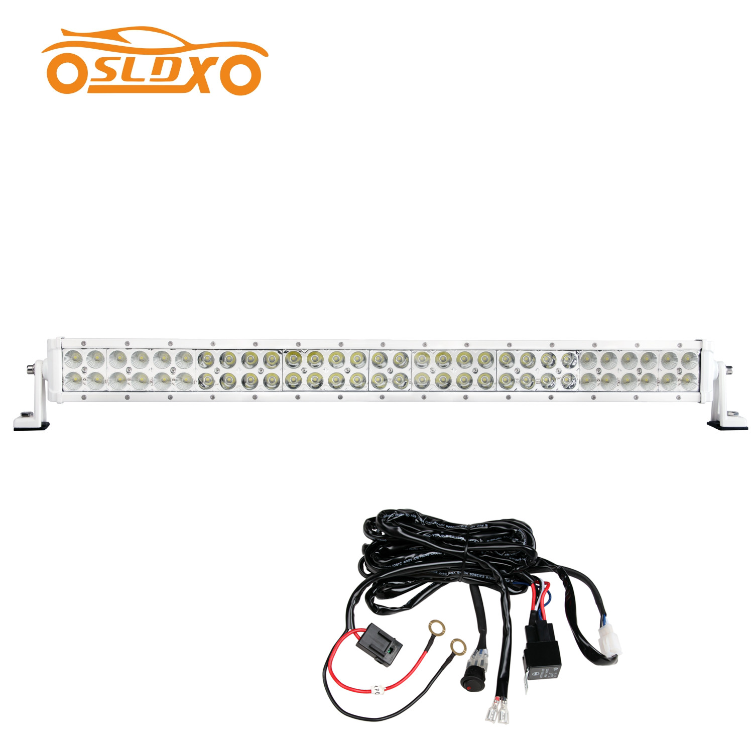 Sldx 32 180w Off Road Led Light Bar Combo For Truck Free
