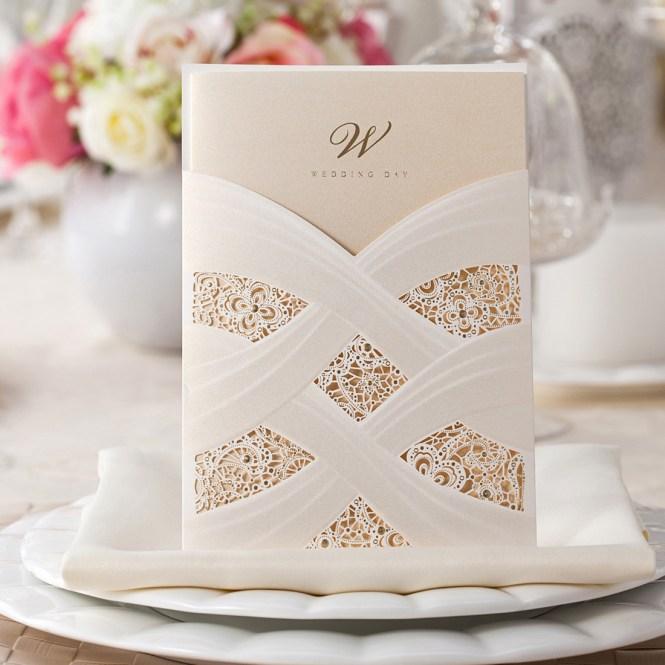 Elegant Mehndi Wedding Enement Party Card