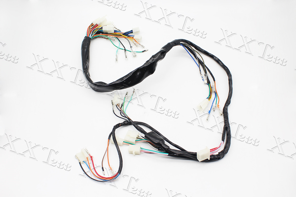 Wiring Harness Electrical Main Wire Set For Suzuki Gn250