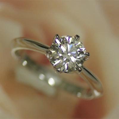 J Kimura Engagement Ring Diamond Engagement Ring