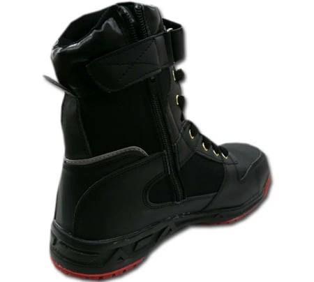 tenten: 一種認證的 GD 日本 GD 50 JSAA 接受的安全鞋安全鞋安全靴靴鋼靶核心 zip 黑黑 24.5 ~ 28.0 厘米   日本樂天市場