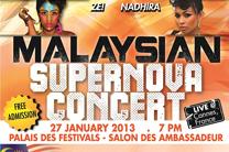 malaisie concert