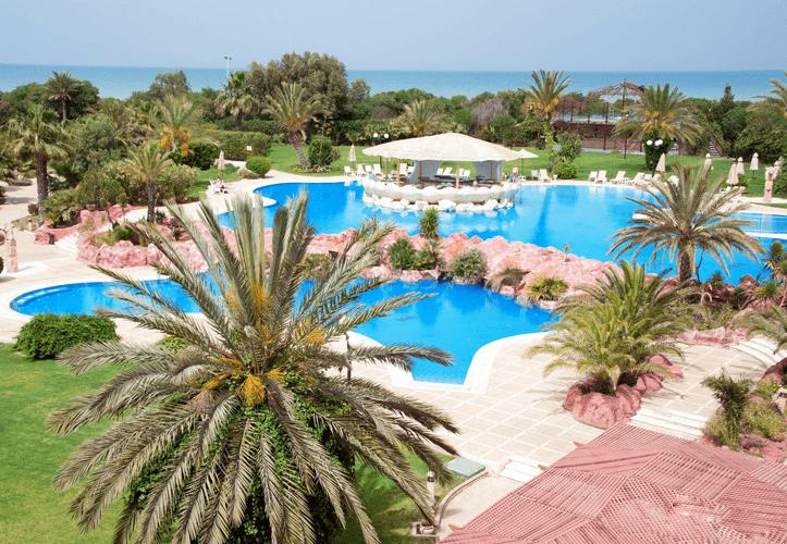 regency tunis hotel gammarth