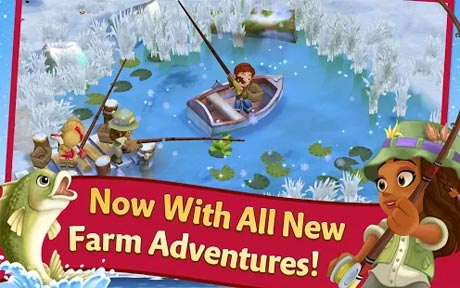 FarmVille 2 Country Escape Apk Mod Download