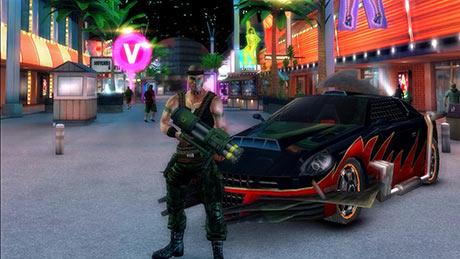 Gangstar Vegas