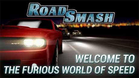 Road Smash Crazy Racing