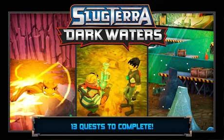 Slugterra Dark Waters
