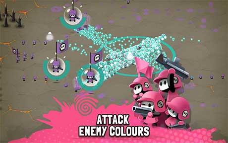 Tactile Wars