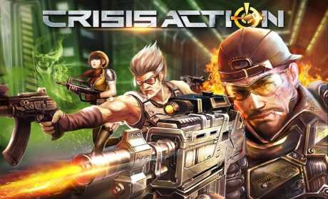 Trucchi Crisis Action 3.0.4 Apk + Data per Android