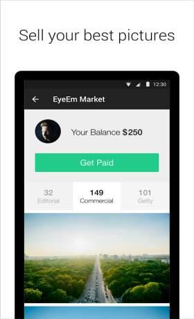 EyeEm - Camera & Photo Filter