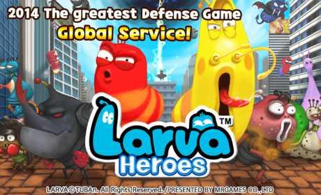 Larva Heroes: Lavengers 2014