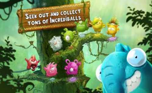Rayman Adventures Apk Data Download
