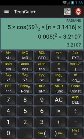 Scientific Calculator (adfree)