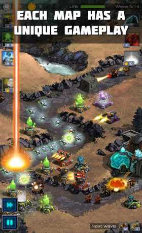 Ancient Planet Tower Defense