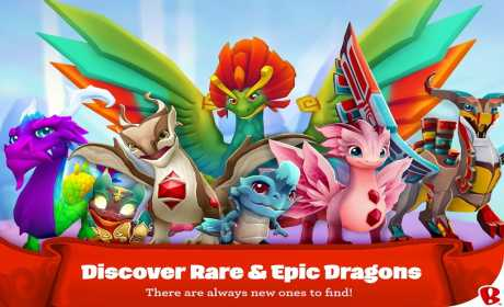 DragonVale World Version 1.17.0 Download APK + Mod For Android