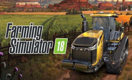 Farming Simulator 18 v1.0.0.1 Apk + Mod (a lot of money) + Data for android