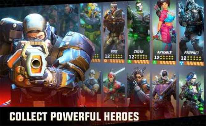 Hero Hunters 2.2 ile ilgili görsel sonucu