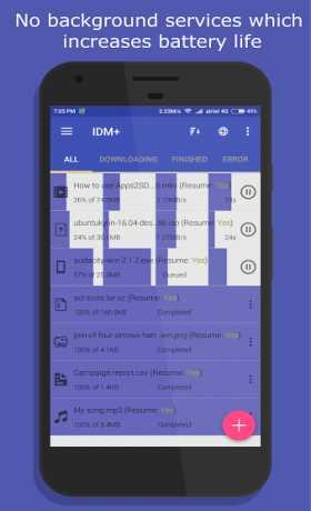 IDM+: Download Audio, Video, Torrents & more