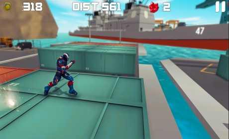 Iron Avenger 2 : No Limits
