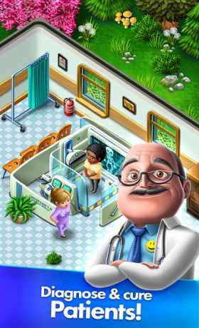 Trucchi My Hospital 1.1.76 Apk + Mod (Money / Heart / Coins illimitato) per Android