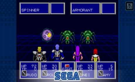 Phantasy Star II Classic