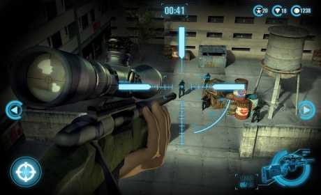 Sniper Gun 3D - Hitman Shooter