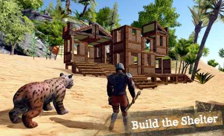 The Ark of Craft: Dinosaurs Survival Island Series