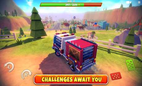 Zombie Offroad Safari v1.2.1 Apk + Mod (a lot of money / Unlocked Cars) + Data for android