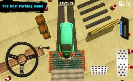 Trucchi Classic Car Parking Real Driving Test 1.1 Apk per Android