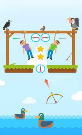 Trucchi Gibbets: Bow Master 1.0.21 Apk + Mod (Money illimitato) per Android