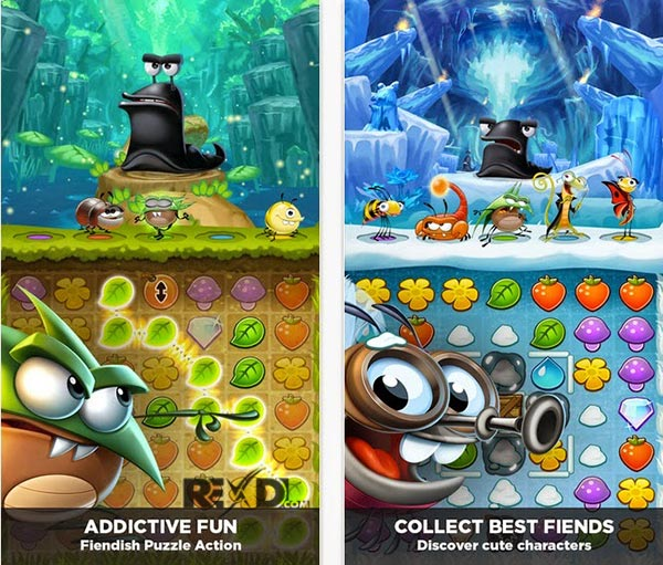 Best Fiends Apk Mod Download